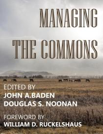 Cover for Managing the Commons