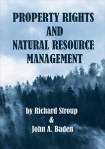 Cover for Property Rights and Natural Resource Management